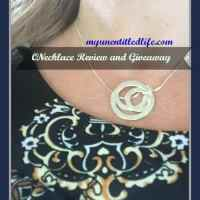 ONecklace Review and a beautiful giveaway 5/22 US, CA and Eng #FashionistaEvents #ad @onecklace_com