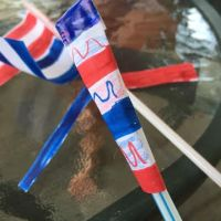 Quick and Easy 4th of July kids crafts!
