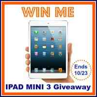 iPad 3 Mini Giveaway 10/23 US