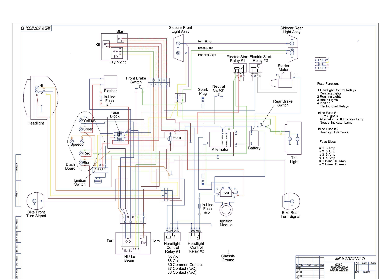 ural wiring diagrams