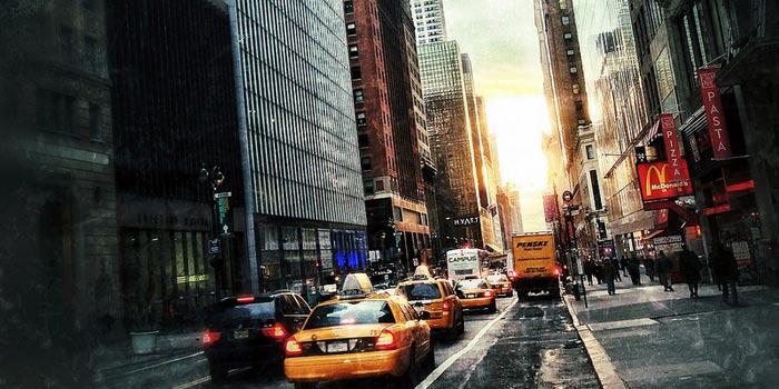 Soggiorno New York