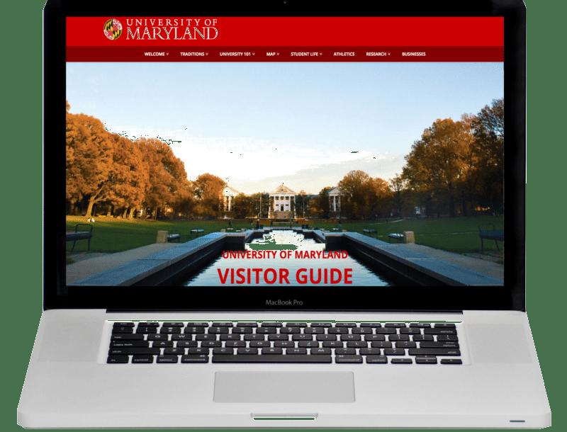 UMD-Visitors-Guide-Website-iMacs