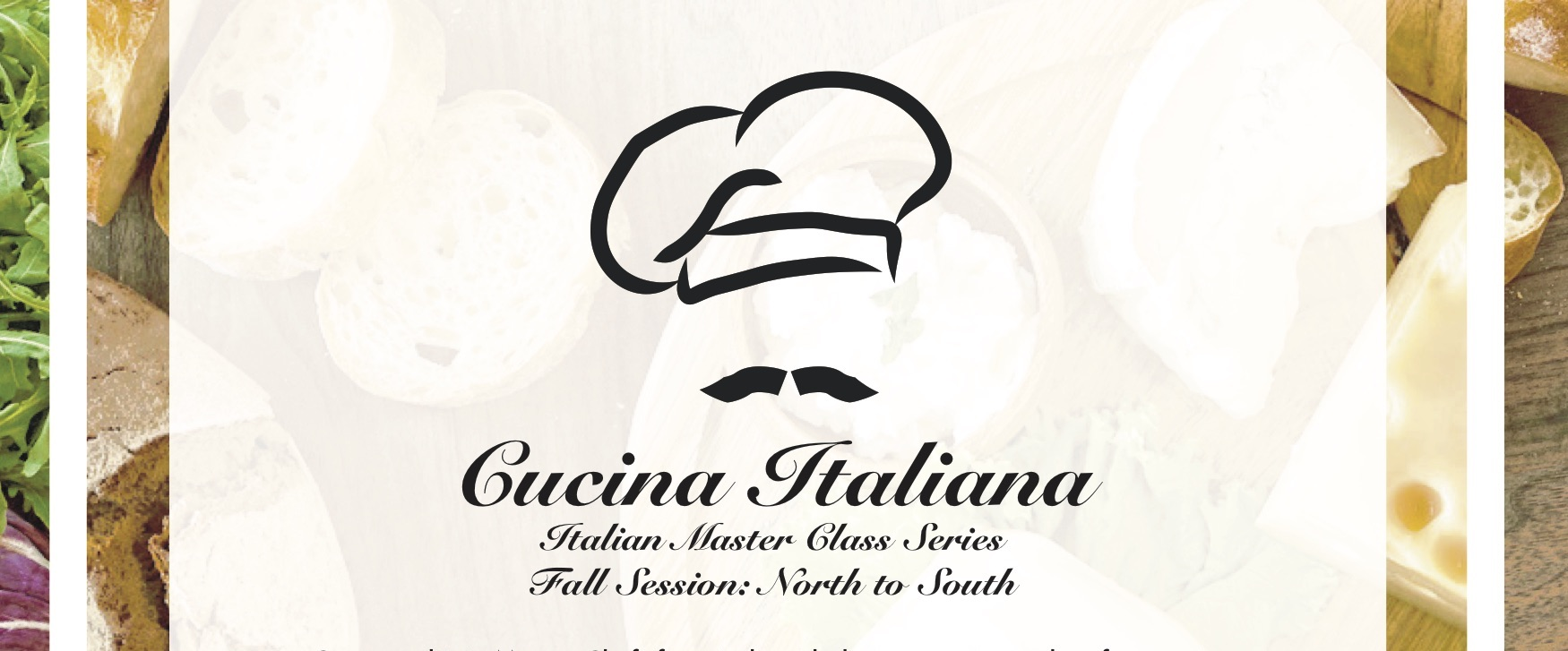 Rossini Cucina Italiana Ridgeland Menu Italian Master Class Series Fall Session Culture Of Italian