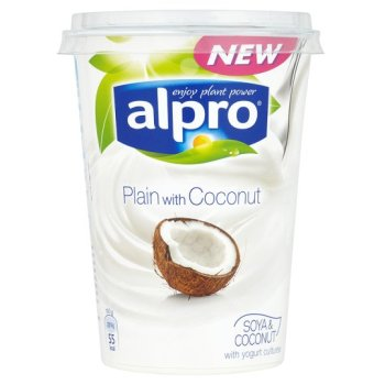 Alpro Big Pot Coconut Yoghurt Alternative 500G