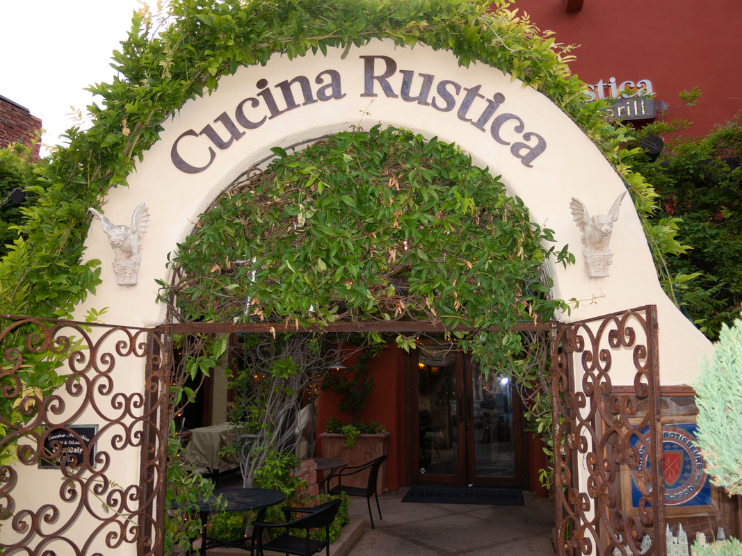 Cucina Restaurant Sedona Az A First Taste Of Sedona With Chef Lisa Dahl My Virtual Vacations