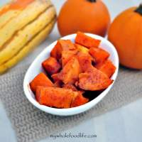 Healthy Candied Yams