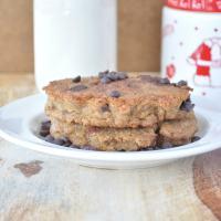 Gluten Free Gingerbread Pancakes