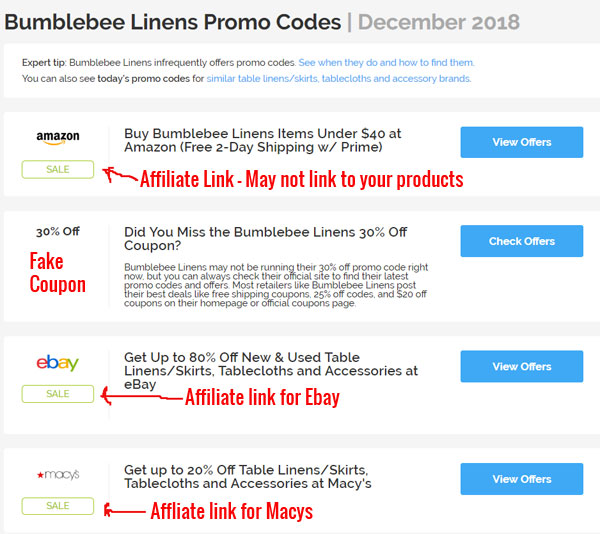 How Fake Coupon And Deal Sites Are Stealing Your Sales And What To