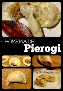 Homemade Pierogi = AMAZING!