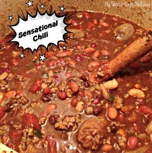 Sensational One Pot Chili