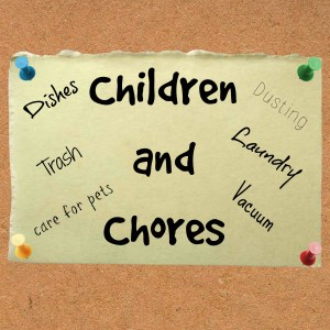 Let's Talk Children and Chores