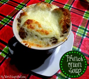 Fantastic French Onion Soup