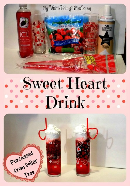 sweetheart drink