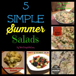 5 Simple Summer Salads