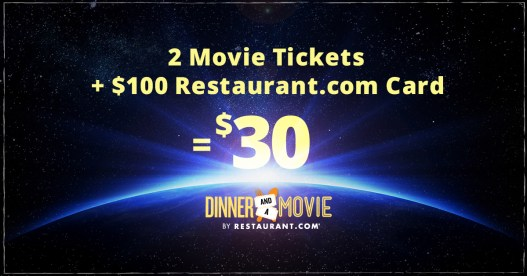 Dinner & a Movie _ MOM SPARK