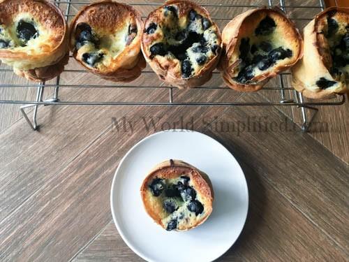Blueberry popovers-9