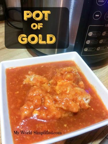 Pot of Gold Recipe Instant Pot