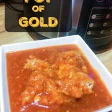 Pressure Cooker Pot of Gold Recipe