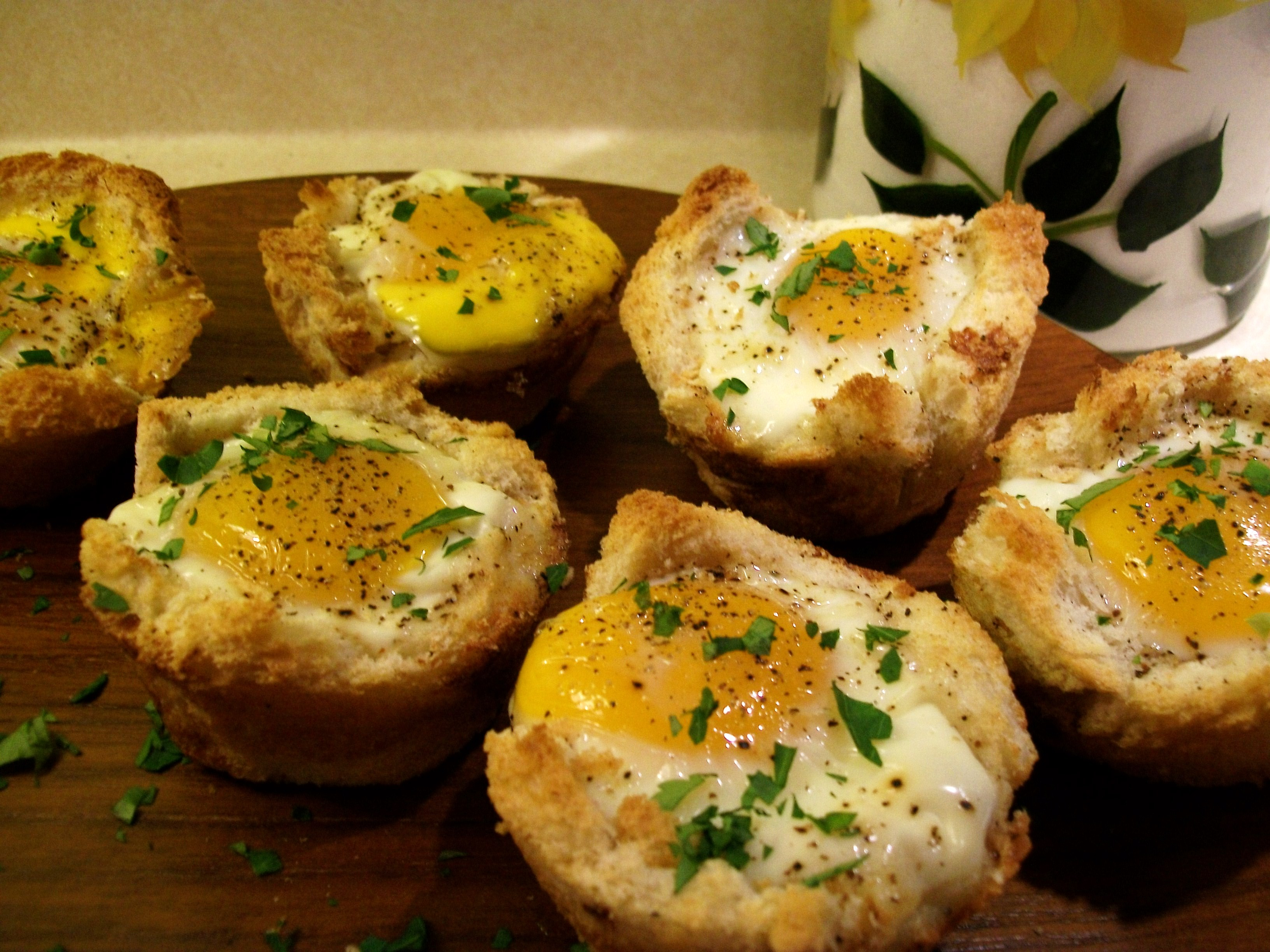 My Yellow Farmhouse Blog Toast Cups