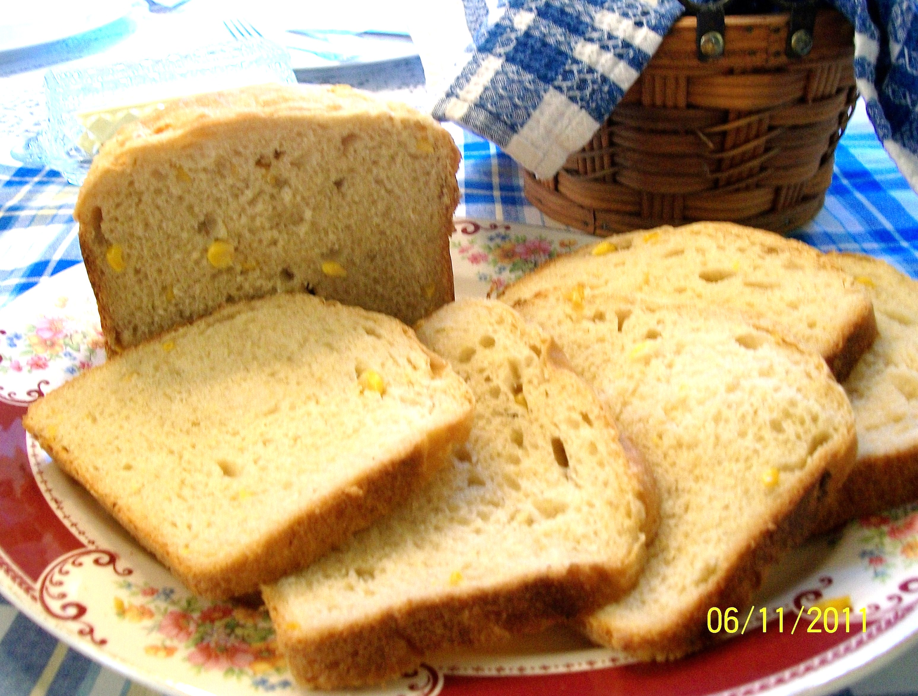 My Yellow Farmhouse Blog Always Moist Barbequed Chicken Corny Bread And Easy