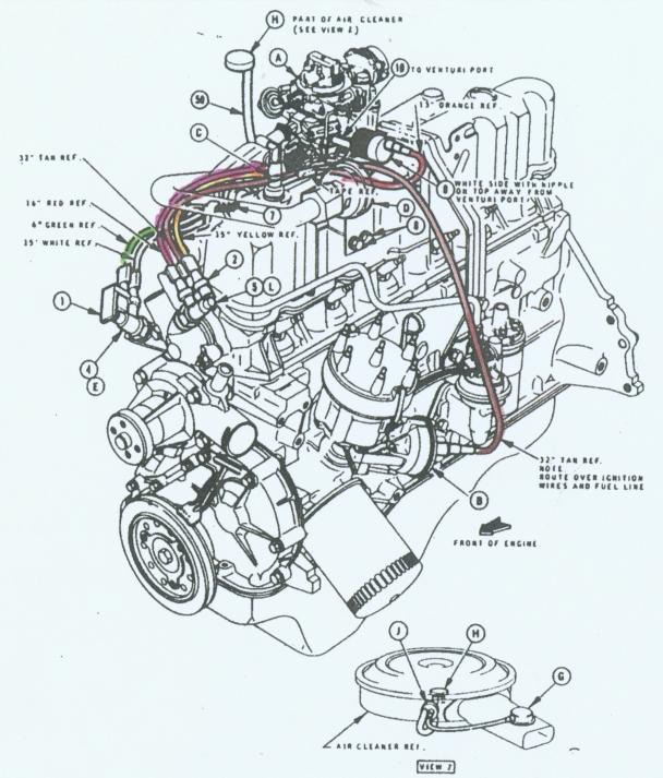 1976 ford granada fuse box