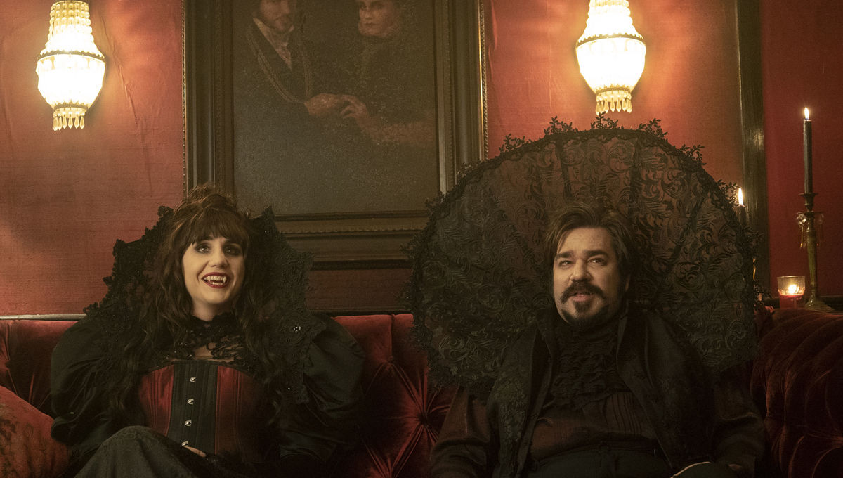 Drei Zimmer Küche Sarg What We Do In The Shadows 1x01 Pilot Mit Episodenkritik
