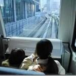 2013年 2歳11か月の長女と東京旅行で大雪 全8ページ