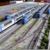 鉄道模型公開運転会(江別開催 2015春)