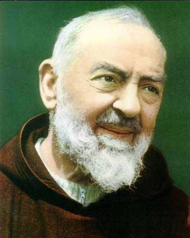 LOURDES PRAYER REQUEST - Saint Pio Prayer