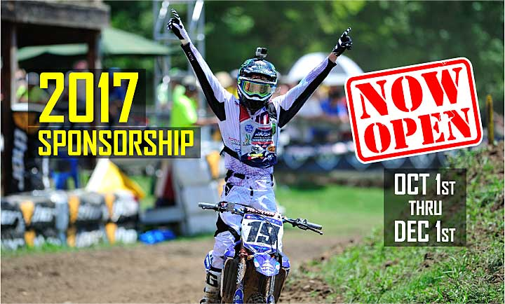 Roost MX - Motocross Graphics - Rider Resume
