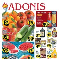 Marche Adonis Flyer Ottawa On Redflagdeals Com - The Source Flyer Ottawa