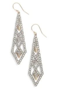 Alexis Bittar Crystal Encrusted Drop Earrings | Nordstrom