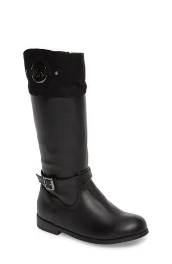 Michael Michael Kors Emma Freida Riding Boot Toddler