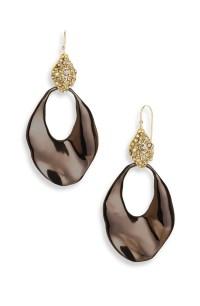 Alexis Bittar 'Miss Havisham' Wavy Crystal Drop Earrings ...