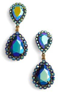 Loren Hope Crystal Drop Earrings   Nordstrom