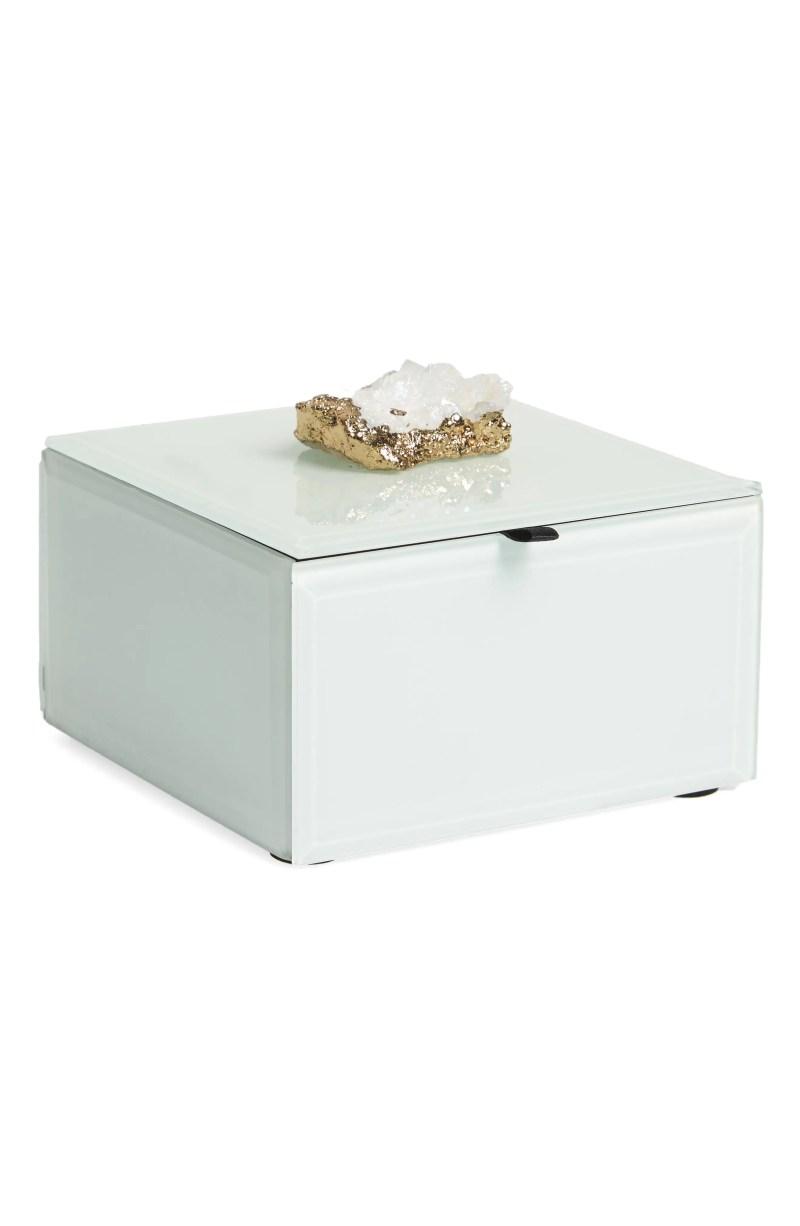 Large Of White Jewelry Box