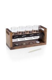 Picnic Time Craft Beer Flight Holder | Nordstrom
