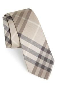 Burberry 'Manston' Check Silk Tie | Nordstrom