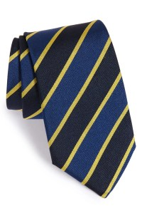 Gitman Stripe Silk Tie | Nordstrom