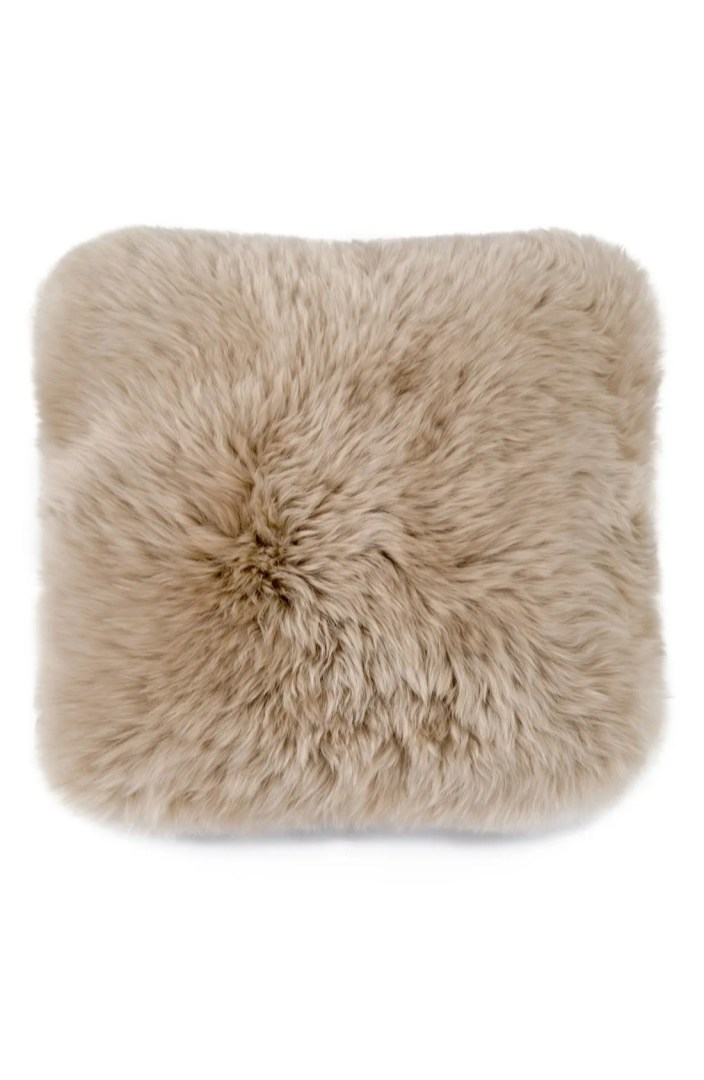 UGG Genuine Sheepskin Pillow