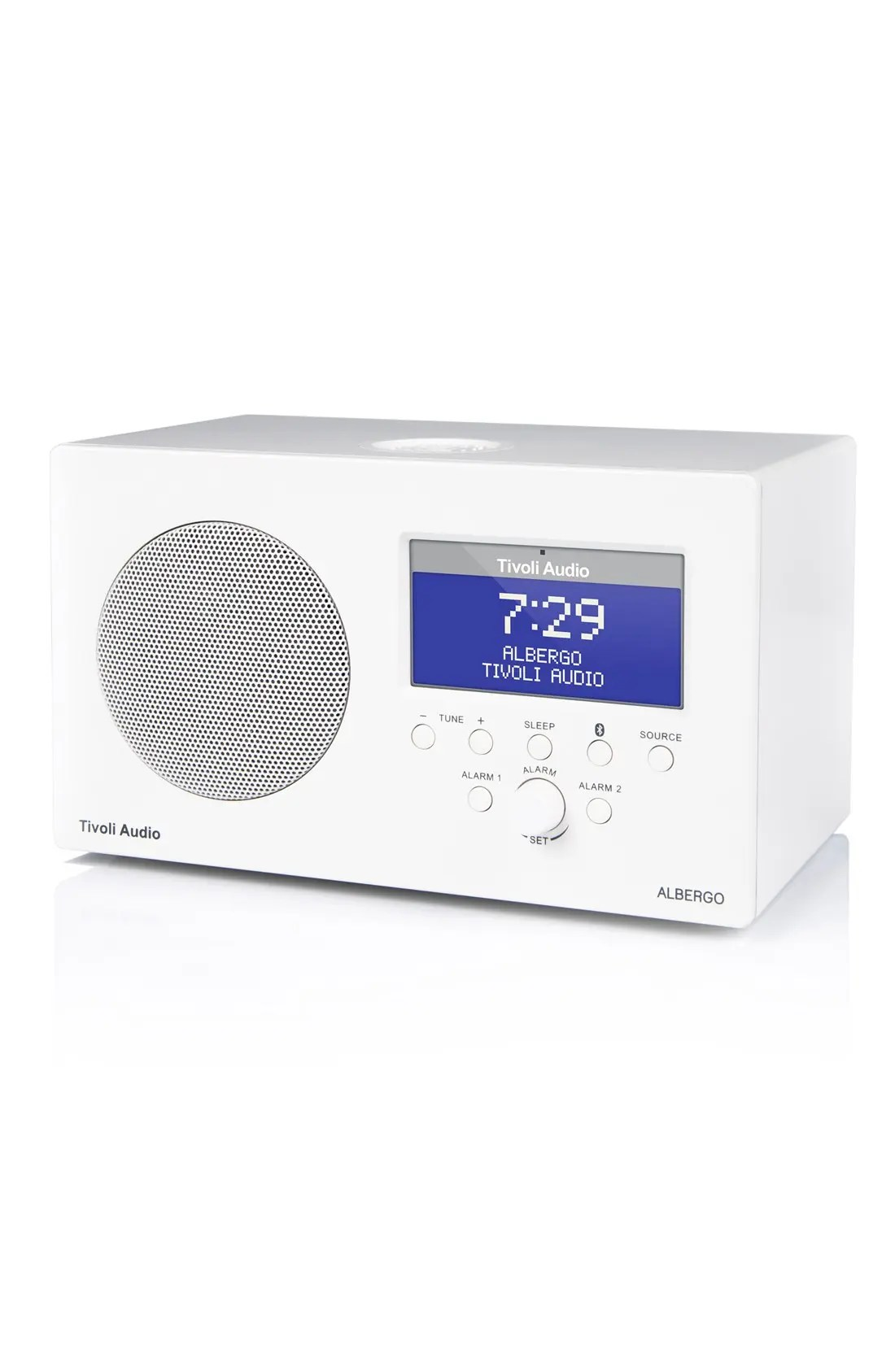Tivoli Radio Designer Tivoli Audio Albergo Am Fm Clock Radio With Bluetooth Nordstrom