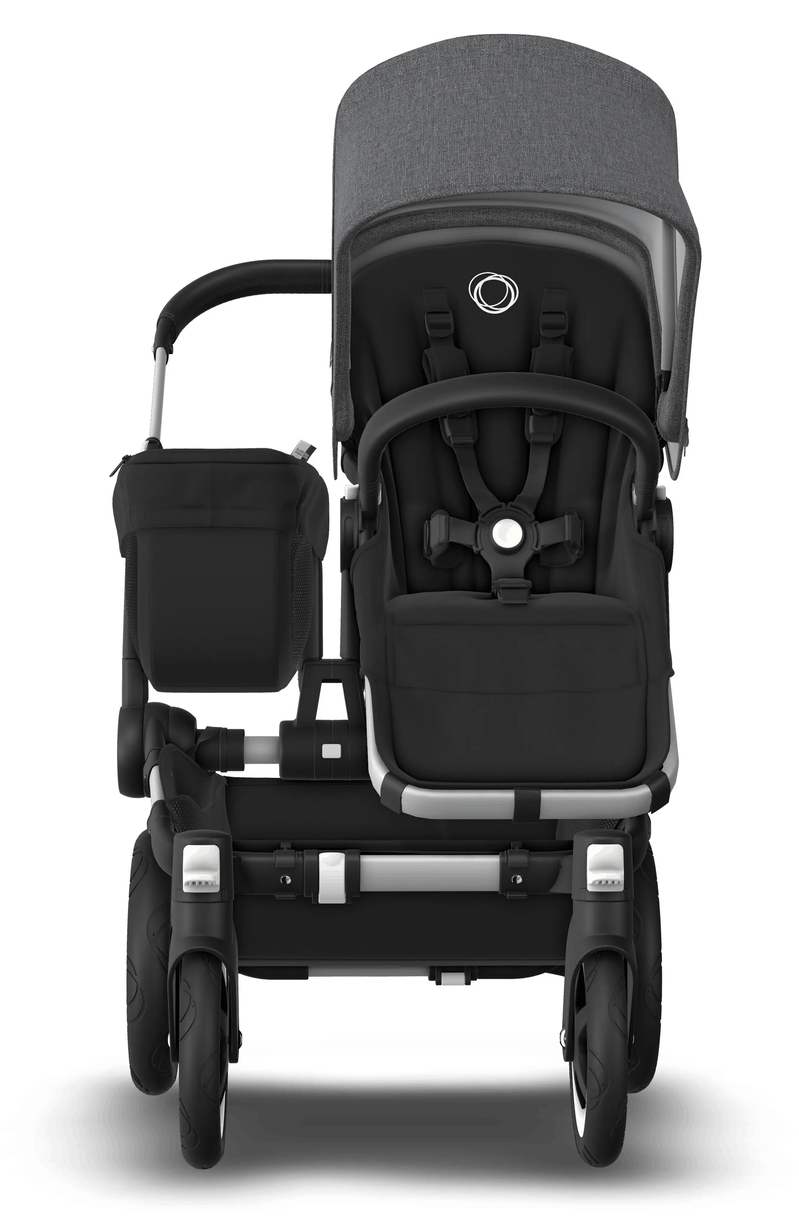 Double Pushchair Bugaboo Bugaboo Donkey2 Twins Tandems Pushchairs Madeformums