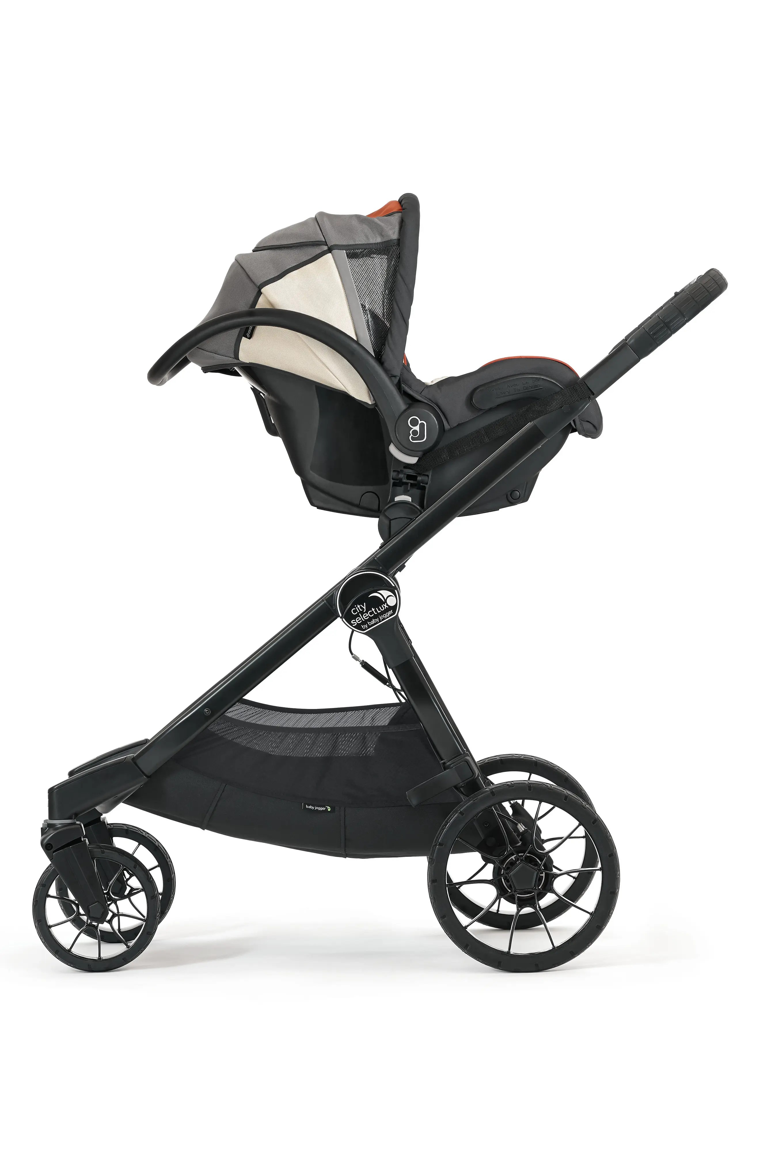 Baby Jogger City Select City Select City Premier Stroller To Cybex Nuna Maxi Cosi Car Seat Adapter