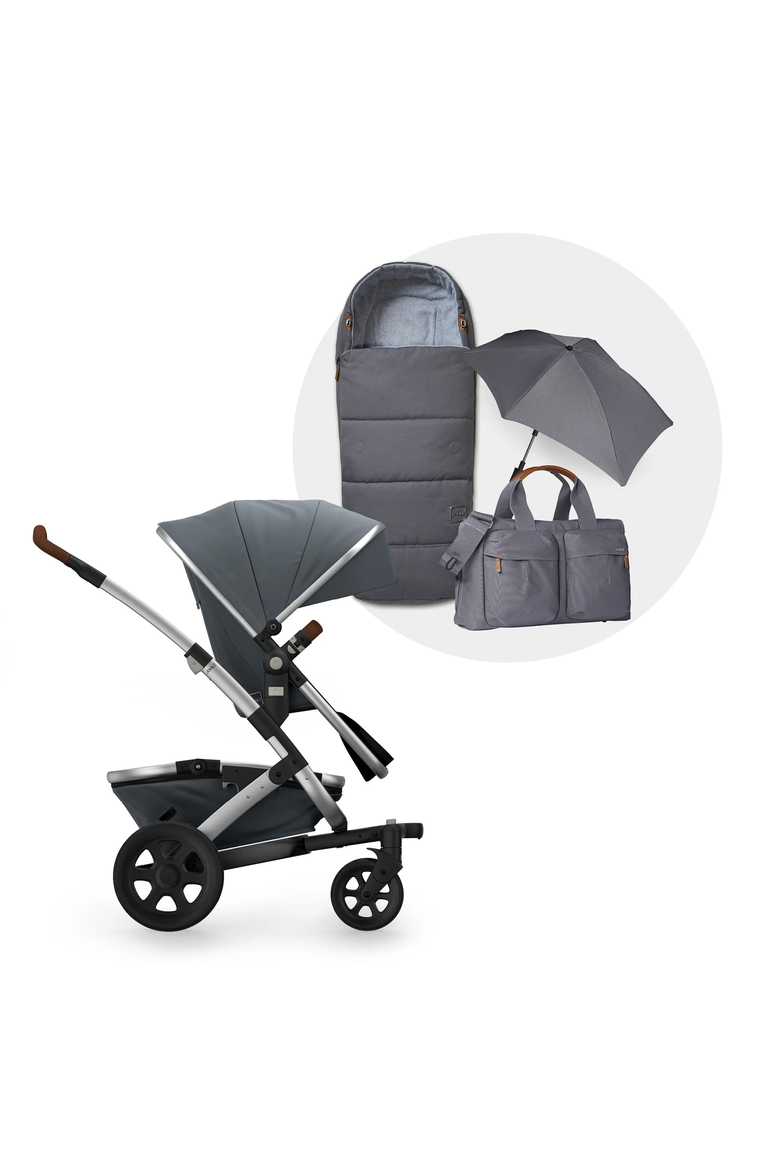 The Joolz Stroller Joolz Hub Earth Complete Stroller Accessories Bundle