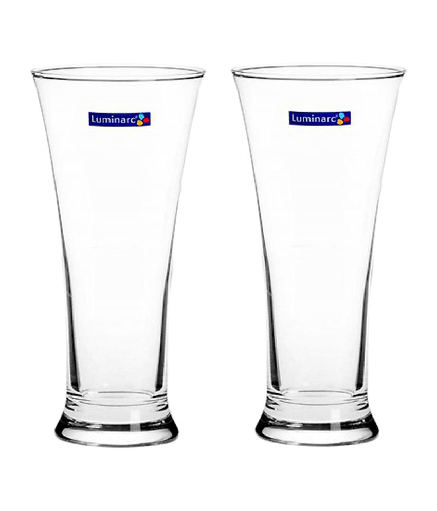 Luminarc Glass Luminarc High Martigues Tumbler Glass 570 Ml Set Of 2