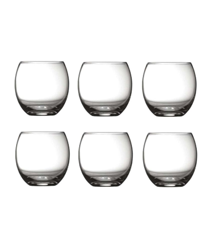 Luminarc Glass Luminarc Salto Glass Tumbler 320 Ml Set Of 6