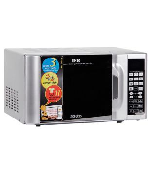 IFB 20 Pg3S Grill 20 Ltr Microwave Oven
