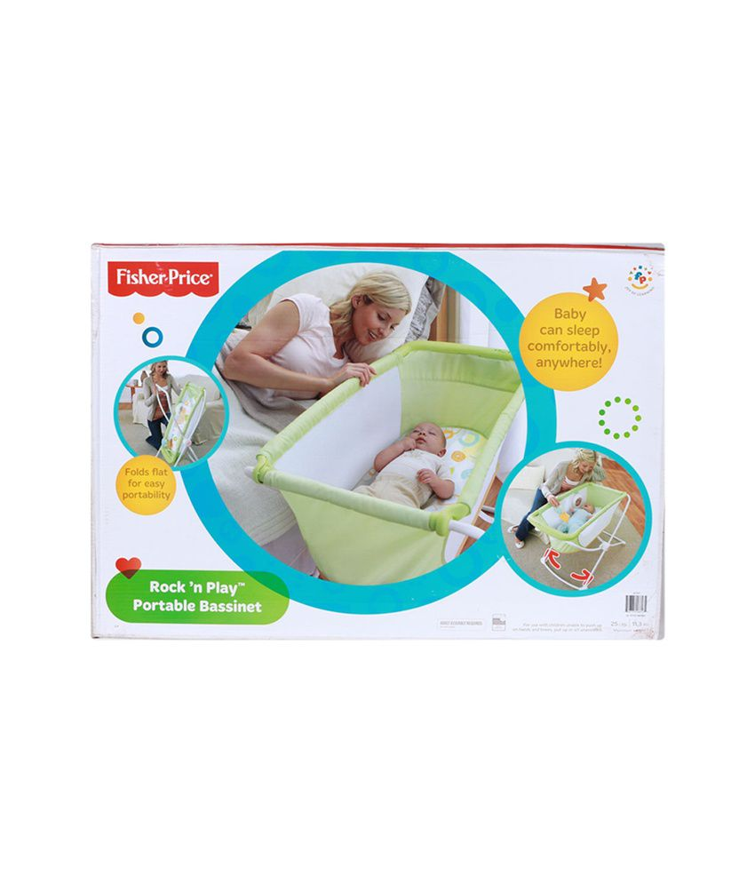 Fullsize Of Rock N Play Bassinet