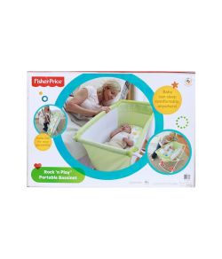 Small Of Rock N Play Bassinet