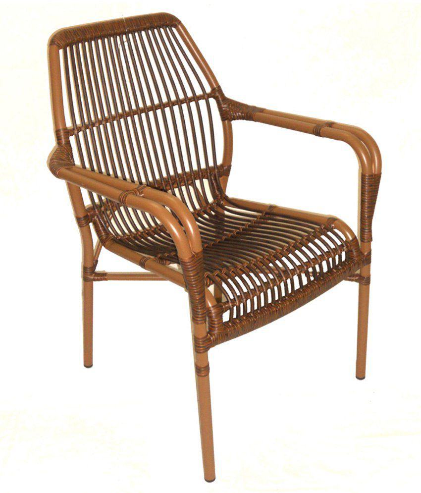 Furnitureparkin Wicker Outdoor Chair Buy Online At Best